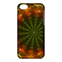 Fractal Digital Apple Iphone 5c Hardshell Case