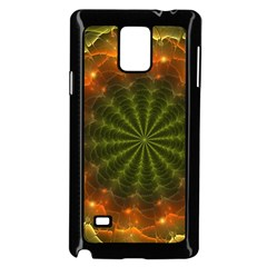 Fractal Digital Samsung Galaxy Note 4 Case (black)