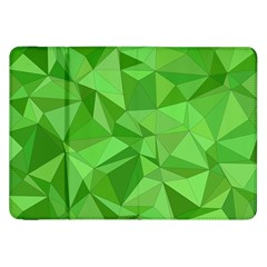 Mosaic Tile Geometrical Abstract Samsung Galaxy Tab 8 9  P7300 Flip Case by Pakrebo