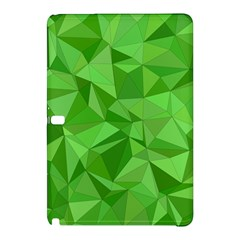 Mosaic Tile Geometrical Abstract Samsung Galaxy Tab Pro 10 1 Hardshell Case by Pakrebo
