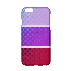 Pattern Banner Set Dot Abstract Apple Iphone 6/6s Hardshell Case