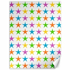 Star Pattern Design Decoration Canvas 36  X 48