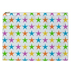 Star Pattern Design Decoration Cosmetic Bag (xxl)