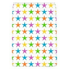Star Pattern Design Decoration Removable Flap Cover (l)