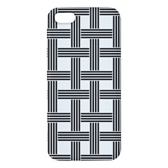Seamless Stripe Pattern Lines Iphone 5s/ Se Premium Hardshell Case