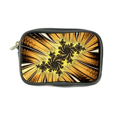 Fractal Art Colorful Pattern Coin Purse
