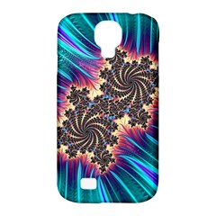 Fractal Mandelbrot Mathematical Samsung Galaxy S4 Classic Hardshell Case (pc+silicone)