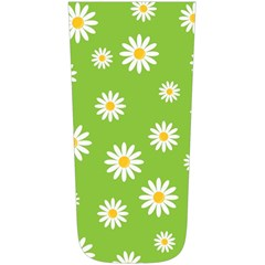 Daisy Flowers Floral Wallpaper Simple Shoulder Bag by Pakrebo