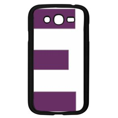 Logo Of Esquerra Republicana De Catalunya Samsung Galaxy Grand Duos I9082 Case (black) by abbeyz71