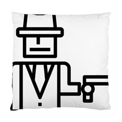Mafioso Standard Cushion Case (two Sides) by Randy2013t