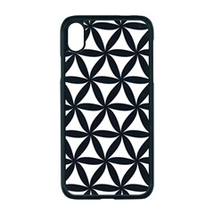 Pattern Floral Repeating Apple Iphone Xr Seamless Case (black)