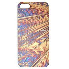 Flourish Artwork Fractal Expanding Apple Iphone 5 Hardshell Case With Stand