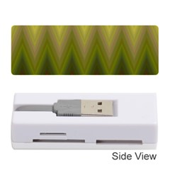 Zig Zag Chevron Classic Pattern Memory Card Reader (stick)