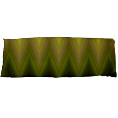 Zig Zag Chevron Classic Pattern Body Pillow Case (dakimakura) by Pakrebo