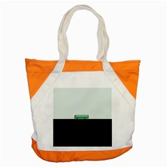 Bus Accent Tote Bag by Valentinaart