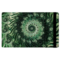 Fractal Art Spiral Mathematical Apple Ipad 3/4 Flip Case by Pakrebo
