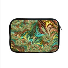 Fractal Artwork Pattern Digital Apple Macbook Pro 15  Zipper Case by Pakrebo