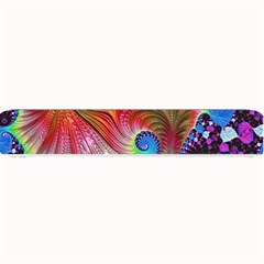 Fractal Art Fractal Colorful Small Bar Mats