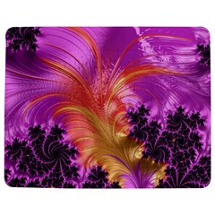 Fractal Puffy Feather Art Artwork Jigsaw Puzzle Photo Stand (rectangular)