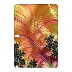 Fractal Feather Artwork Art Samsung Galaxy Tab Pro 10 1 Hardshell Case