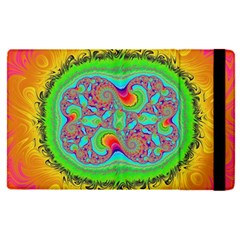 Fractal Art Design Fantasy Light Ipad Mini 4 by Pakrebo