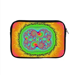 Fractal Art Design Fantasy Light Apple Macbook Pro 15  Zipper Case by Pakrebo