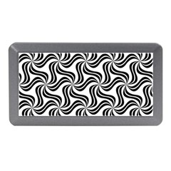 Soft Pattern Repeat Monochrome Memory Card Reader (mini)
