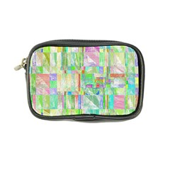 Pastel Quilt Background Texture Coin Purse