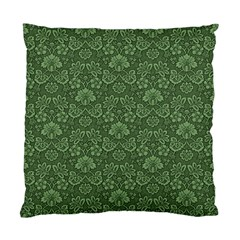 Damask Pattern Victorian Vintage Standard Cushion Case (one Side)