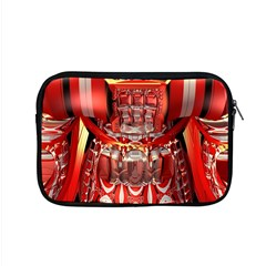 Mechanical Droid Mandelbulb Apple Macbook Pro 15  Zipper Case by Pakrebo