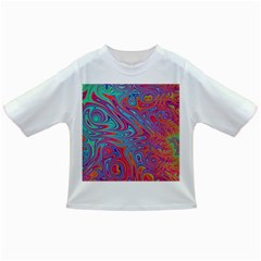 Fractal Bright Fantasy Design Infant/toddler T Shirts