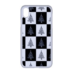 Christmas Tree Christmas Tree Apple Iphone Xr Seamless Case (white)