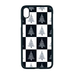 Christmas Tree Christmas Tree Apple Iphone Xr Seamless Case (black)