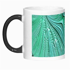 Fractal Artwork Fan Shape Art Morph Mugs