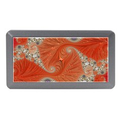 Fractal Art Artwork Pattern Fractal Memory Card Reader (mini)
