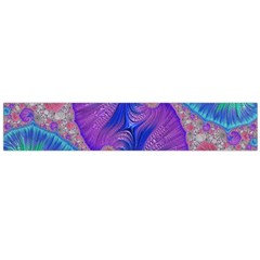 Fractal Artwork Art Design Large Flano Scarf