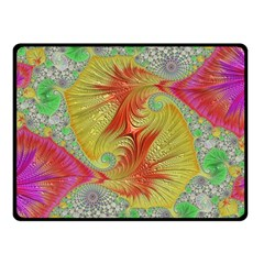 Fractal Artwork Fractal Artwork Fleece Blanket (small) by Pakrebo