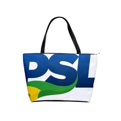 Logo Of Brazil Social Liberal Party Classic Shoulder Handbag by abbeyz71