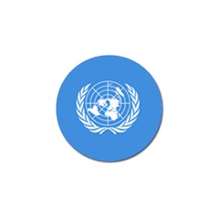 Flag Of United Nations Golf Ball Marker (10 Pack) by abbeyz71