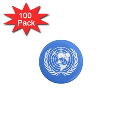 Flag Of United Nations, 1945 1947 1  Mini Magnets (100 Pack)  by abbeyz71