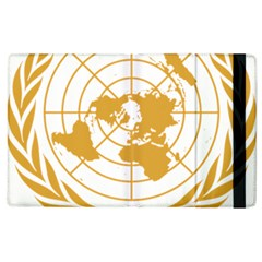 Emblem Of United Nations Apple Ipad 2 Flip Case by abbeyz71