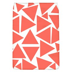 Living Coral Triangles Removable Flap Cover (l)