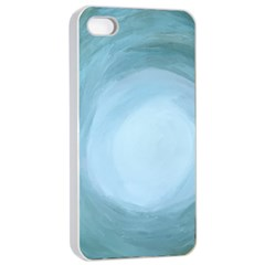 Into The Void Apple Iphone 4/4s Seamless Case (white) by LinguaFrancaDesigns