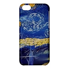 Lights In The Sky Apple Iphone 5c Hardshell Case