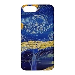 Lights In The Sky Apple Iphone 7 Plus Hardshell Case