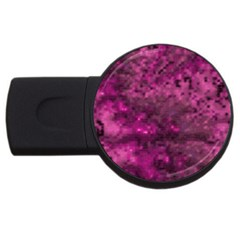 Abstract Dizzy 1a Usb Flash Drive Round (2 Gb)