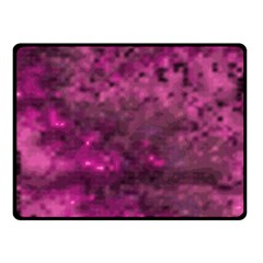 Abstract Dizzy 1a Fleece Blanket (small)