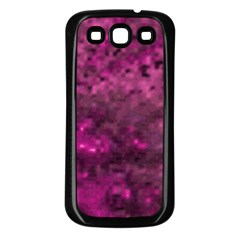 Abstract Dizzy 1a Samsung Galaxy S3 Back Case (black)