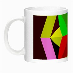 Logo Vector Sign Emblem Night Luminous Mugs