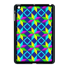 Pattern Star Abstract Background Apple Ipad Mini Case (black)